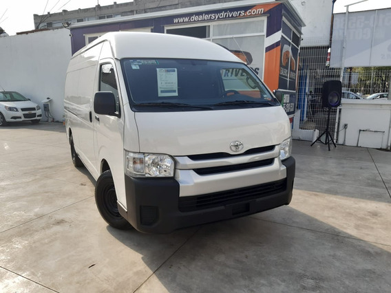 Toyota Hiace 2018 2.7 Panel Super Larga Mt