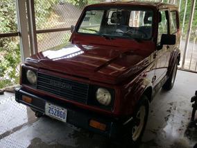 Suzuki Samurai 4x4 1300cc Todo Terreno Barato