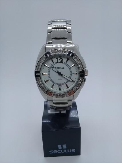Relógio Seculus Masculino 24759lospns1