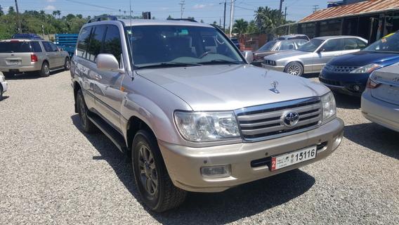 Toyota Land Cruiser Europea