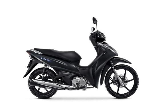 Moto Honda Biz Ex 125 19/19 Zero Pta Entrega 3 Anos Garantia