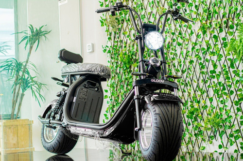 Scooter Elétrica 2000w Gloov P6-r