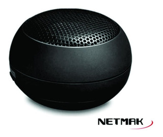 Parlante Portátil Mini Netmak Nm-007