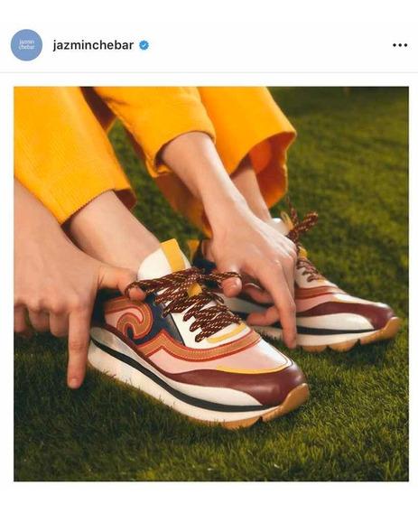 Compro Esta Zapatillas De Jazmín Chebar Rapsodia Número 36