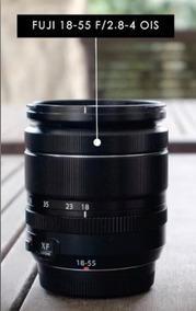 Lente Fuji Xf 18-55mm F 2.8-4 R