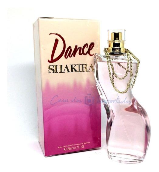 Dance Shakira Eau De Toilette 80ml Feminino + Amostra