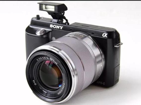 Câmera Sony Nex F3 - Semi Profissional
