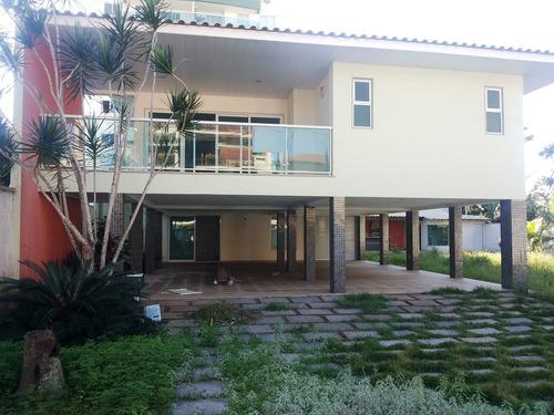 Casa Para Aluguel, 4 Dormitórios, Imbetiba - Macaé - 680
