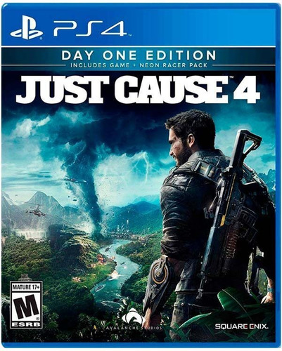 Just Cause 4 Day One Edition - Ps4 Fisico Nuevo Sellado