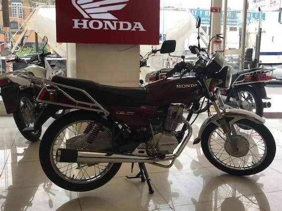Honda Cgl 125 Tool Moto De Trabajo Iztapalapa