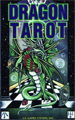 Imagen 1 de 2 de Dragon Tarot Deck  En Ingles