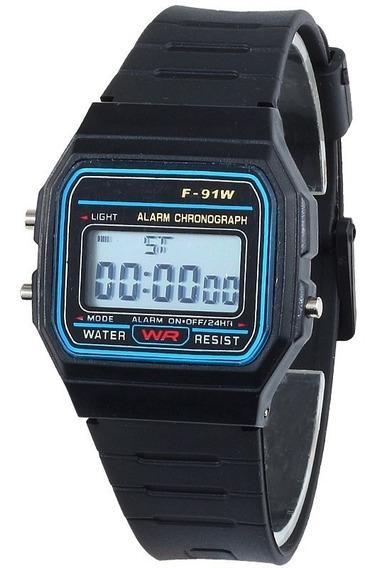 Relógio Unisex Esportes Casuais Borracha Militar Esportivo