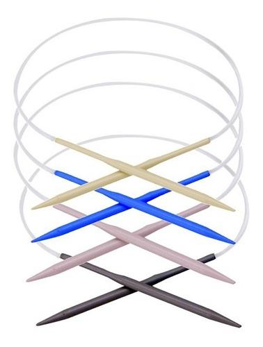 Imagen 1 de 10 de  Set Palillo Circular 4x1 Antirreumático + 25 Marcadores Tej