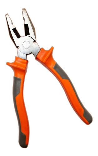 Alicate Electricista 8 PuLG 200mm Con Corta Cable Aislante
