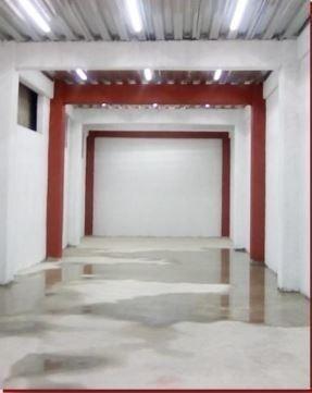 Edificio De Bodegas En Renta, En La Merced