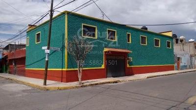 Casa En Venta En Loma Bonita, Nezahualcóyotl, Estado De México