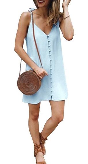 Tokio Vestido Mini Moda Japon Casual Playa Bluson Ysd-520