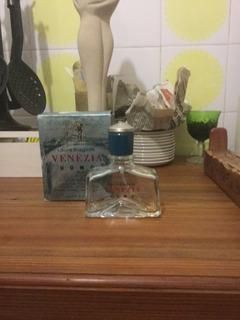 Frasco Vacío Perfume Venezia By Laura Biagiotti Hombre