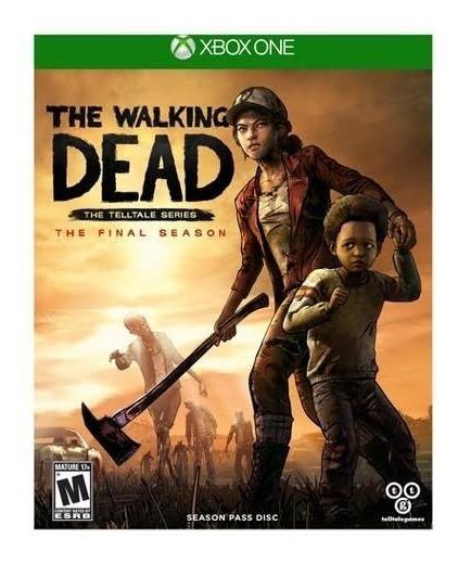 The Walking Dead Temporada Final - Xbox One