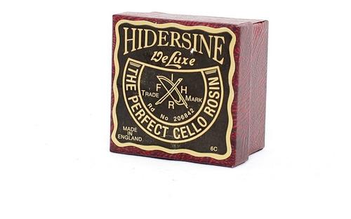 Hidersine 6c Cello Resina Para Cello Inglesa