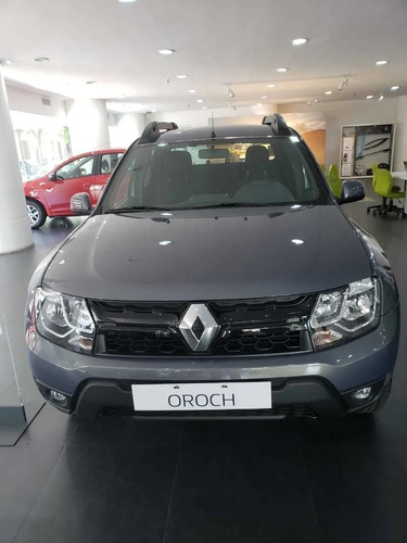 Renault Duster Oroch Dynamique 4x4 2.0 0km 2021 Gris (sg)...