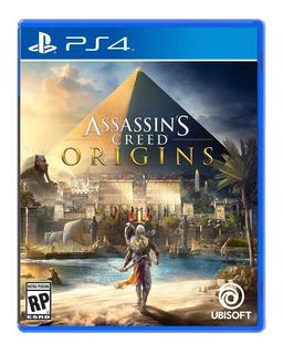 Assassins Creed Origins Ps4 Disponible En Esapñol Latino