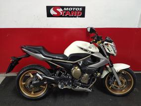 Yamaha Xj6 N Xj6n Xj-6n 600 2010 Branca Branco