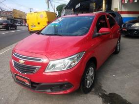 Chevrolet Onix Lt 1.0 2014 Completo