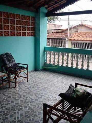 Imagem 1 de 4 de Casa Com 4 Dormitórios À Venda Por R$ 296.800 - Parque Interlagos - São José Dos Campos/sp - Ca5283
