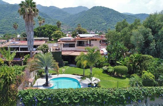 Casa De Campo Con Alberca En Chapala Ajijic