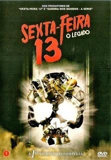 Box Sexta-feira 13: O Legado/loja Do Terror [1987] Legendado