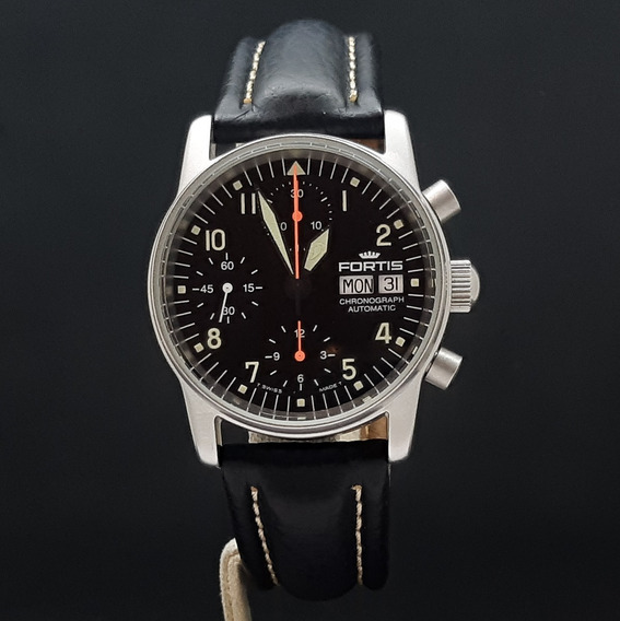 Fortis Flieger Chronograph