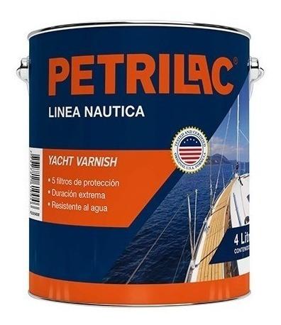 Barniz Marino Petrilac Línea Náutica - 1 Lt (no Envios)