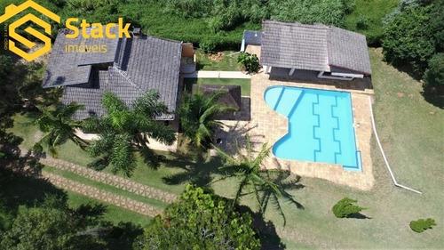 Chacara Residencial Em Louveira - Sp, Arataba - Ch00106