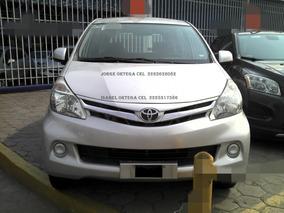 Toyota Avanza 1.5 Premium 2012 4 Cil 7 Pasageros*hay Credito