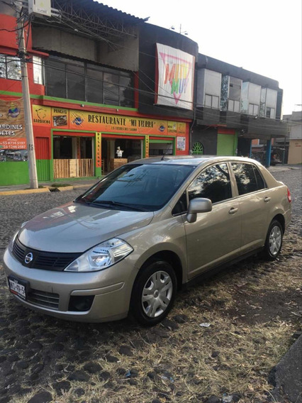 Nissan Tiida 1.6 Drive Sedan Mt 2014