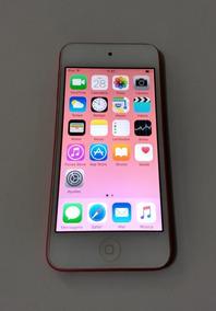 iPod Touch 5 Geração 32gb Apple Rosa Usado Parcelado Ydjfd
