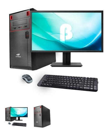 Computador Office Standard - Intel Quad Core 2ghz, 8gb De Me