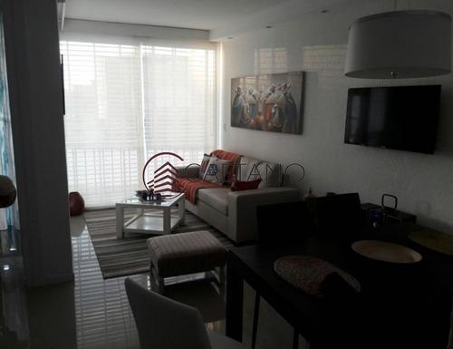 Moderno Apartamento De Dos Dormitorios En La Península- Ref: 2340