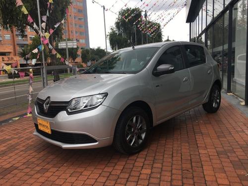 Renault Sandero Nignt And Day Modelo 2018