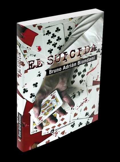 2 Livros Em Espanhol. Romance Policial. Bruno Biondani.