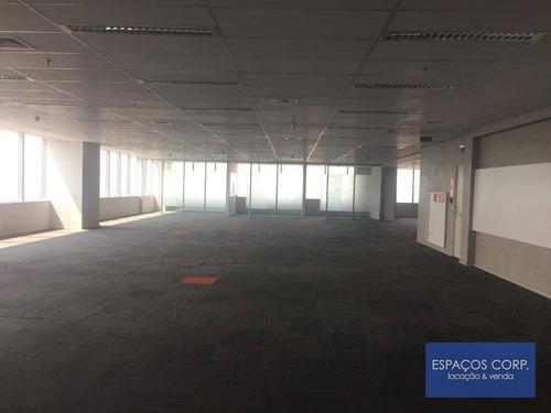 Laje Para Alugar, 3.767m² - Brooklin - São Paulo/sp - Lj0229