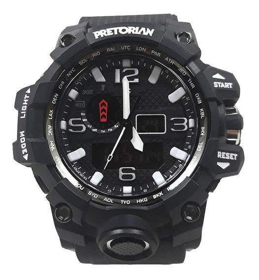 Relógio Pretorian Combate Wprt-08-1 Nfe