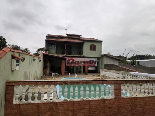 Casa Com 3 Dormitórios À Venda, 330 M² Por R$ 750.000,00 - Jardim Jóia - Arujá/sp - Ca1676