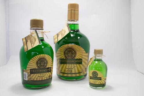 Imagen 1 de 3 de Bebida Artesanal De Nopal 750 Ml
