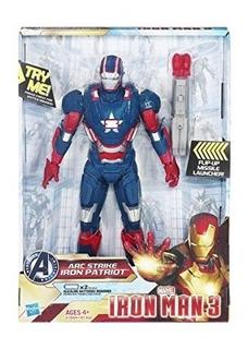 Muñeco Iron Man 3 Iron Patriot