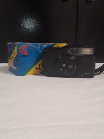 Câmera Fotográfica Yashica - Focus - Free Usada R