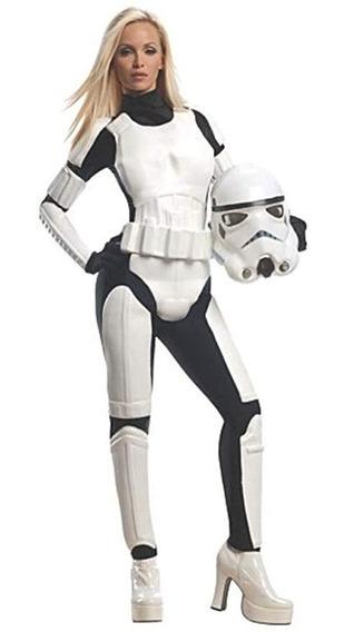 Disfraz Stormtrooper Mujer Starwars Carnaval