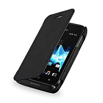 29859deefb5 Funda Con Tapa Flip Cover Sony Xperia Tipo St21i - $ 197,99 en Mercado Libre