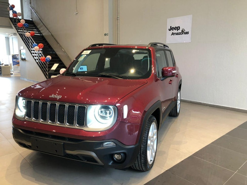 Jeep Renegade Limited At 1.8 Flex 21/21